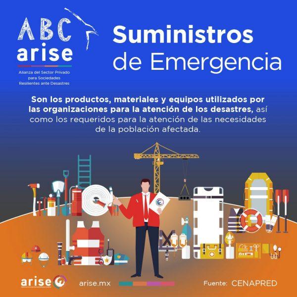 ABC_Suministros_Emergencia_Arise_Mx